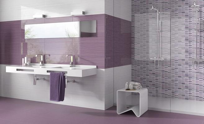 Azulejo brillo 25x70 - Revestimientos en banos ...